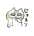ゆるかわたのC!にゃんこ先輩2(個別スタンプ:4)
