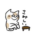 ゆるかわたのC!にゃんこ先輩2(個別スタンプ:38)