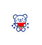 ☆マリンくま★第3弾(個別スタンプ:30)