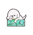 イヌの枝豆(個別スタンプ:15)