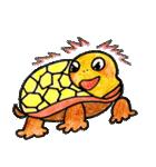 かわいい亀さんたち(個別スタンプ:20)