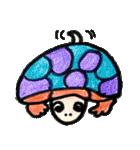 かわいい亀さんたち(個別スタンプ:23)
