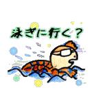 かわいい亀さんたち(個別スタンプ:35)