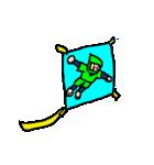 カラフル忍者(個別スタンプ:16)