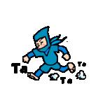 カラフル忍者(個別スタンプ:20)