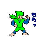 カラフル忍者(個別スタンプ:36)
