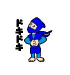 カラフル忍者(個別スタンプ:40)