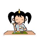 天ノ邪キーちゃん(個別スタンプ:38)