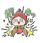 動く!ゆるるん♪ハクション大魔王(個別スタンプ:05)