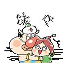 動く!ゆるるん♪ハクション大魔王(個別スタンプ:08)