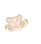 ぱすてるくまsan 1(個別スタンプ:11)