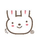 Kちゃんうさぎ cute rabbit for K(個別スタンプ:18)