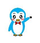 「ペンギンのぺぺ」表情豊かでかわいい仕草(個別スタンプ:02)