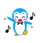 「ペンギンのぺぺ」表情豊かでかわいい仕草(個別スタンプ:03)