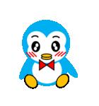 「ペンギンのぺぺ」表情豊かでかわいい仕草(個別スタンプ:11)