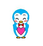 「ペンギンのぺぺ」表情豊かでかわいい仕草(個別スタンプ:12)