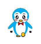 「ペンギンのぺぺ」表情豊かでかわいい仕草(個別スタンプ:15)