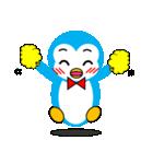 「ペンギンのぺぺ」表情豊かでかわいい仕草(個別スタンプ:18)