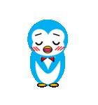 「ペンギンのぺぺ」表情豊かでかわいい仕草(個別スタンプ:24)