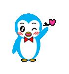 「ペンギンのぺぺ」表情豊かでかわいい仕草(個別スタンプ:25)