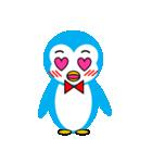 「ペンギンのぺぺ」表情豊かでかわいい仕草(個別スタンプ:26)
