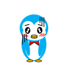 「ペンギンのぺぺ」表情豊かでかわいい仕草(個別スタンプ:31)