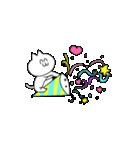 動く☆彡チャンネコ(個別スタンプ:10)