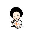 吹き出しのお供に!【2】夏のスタンプ(個別スタンプ:6)