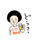 吹き出しのお供に!【2】夏のスタンプ(個別スタンプ:09)