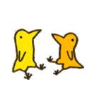 ほのぼのタンチョウヅル(個別スタンプ:16)
