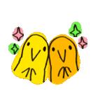 ほのぼのタンチョウヅル(個別スタンプ:17)