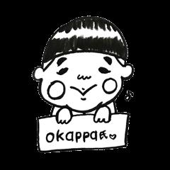 okappa氏