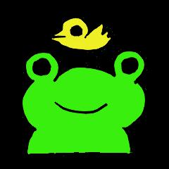 カエルのミチタカと仲間たち