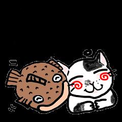 うず猫うず太の大阪弁