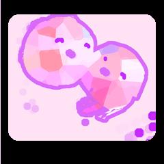 ゆめかわ・ルンルンシャペット~ピンク~
