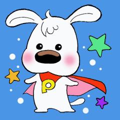 スーパー犬・ポッチー