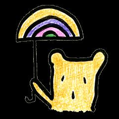 寿美菜子のスタンプ
