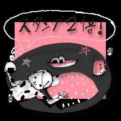 【オシャレ&アート系】スタンプ2倍!