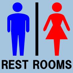 トイレなふたりの関係
