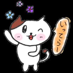 ネコのみーちゃん