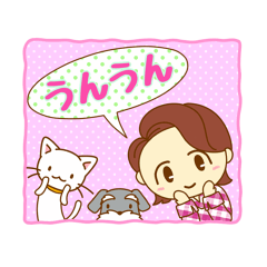 頑張るママ第3弾【日常会話パート2】