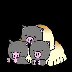 鹿児島県産ぶたろうの黒豚餃子