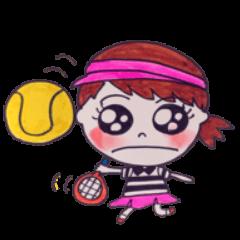 テニスのあすちゃん