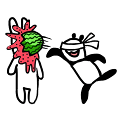うさぱん Vol.5 〜夏〜