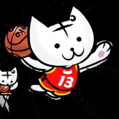 ポジロー バスケットボール