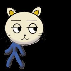 ネコのまる次郎