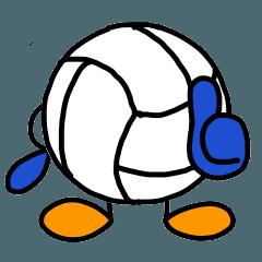 バレーボール 3