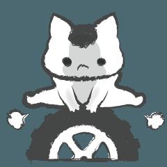 うざねこ〜悲壮感を伝えるネコ〜
