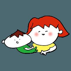 たっちゃんと母ちゃん