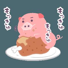 豚さんの日常